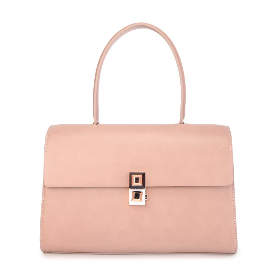 Купить женскую сумку на замке-защелке с двумя отделениями из экокожи ... 55f891aaac9