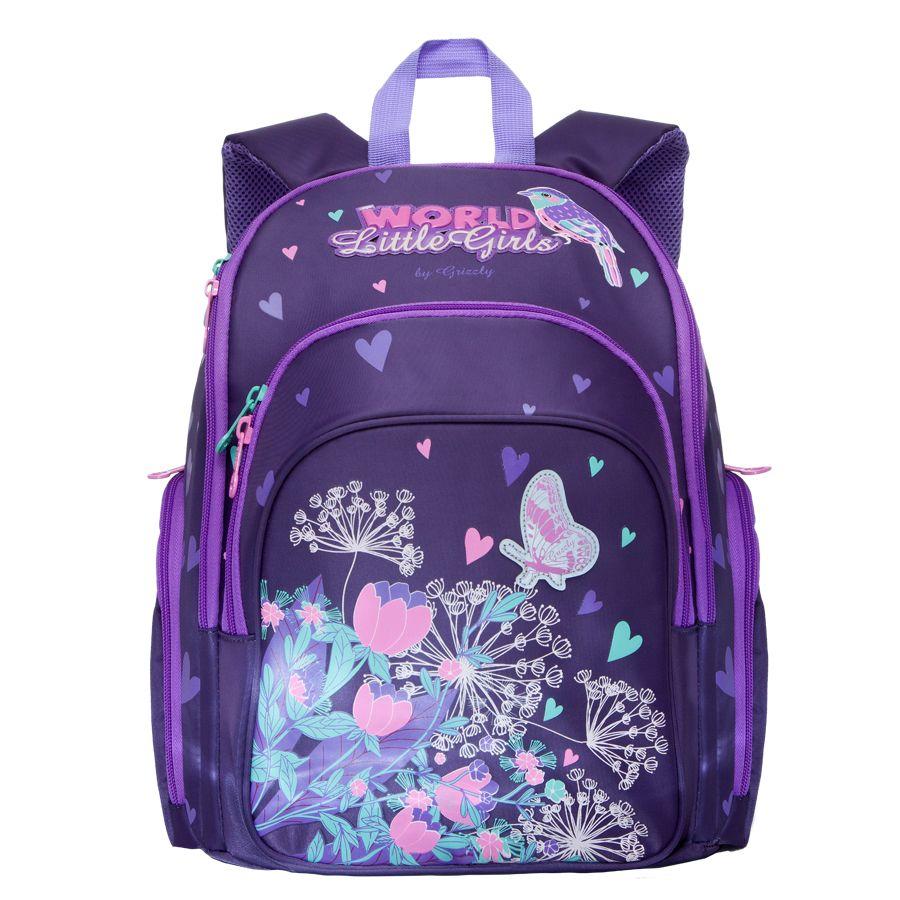 Рюкзаки школьные гризли интернет магазин рюкзак кенгуру радость