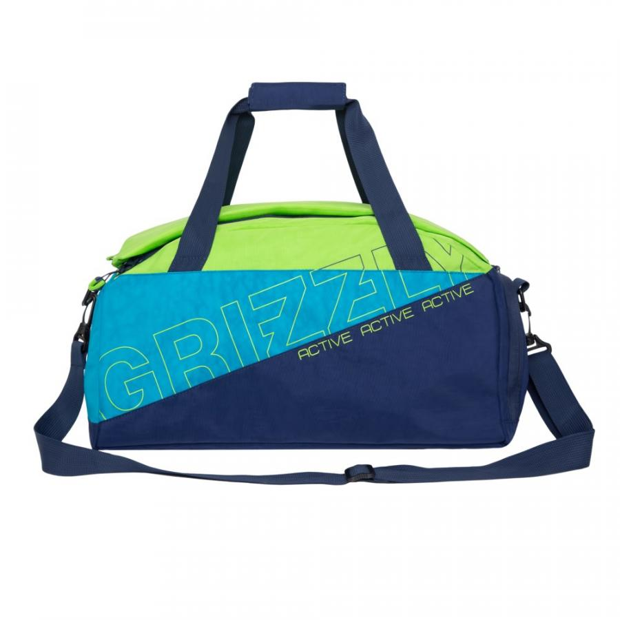 def65bb8 Купить спортивную сумку с карманом для обуви и плечевым ремнем в ...