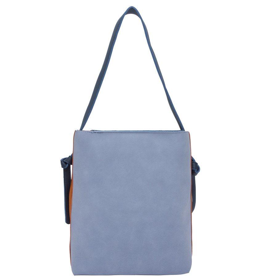 eb54dd7b0d01 Купить женскую сумку из экокожи с одним отделением на молнии в ...
