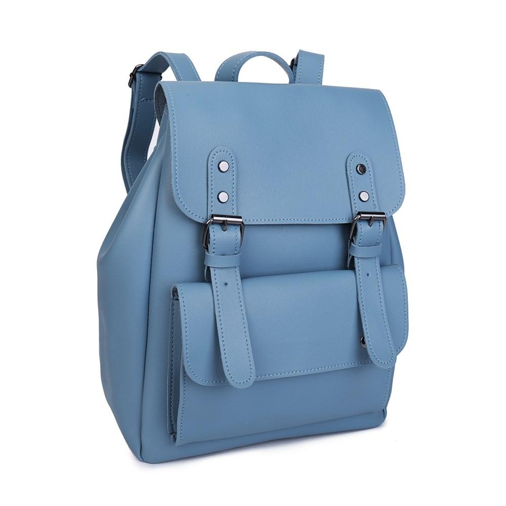 4cc5a10420dd Купить городской женский рюкзак из экокожи без подклада в интернет ...