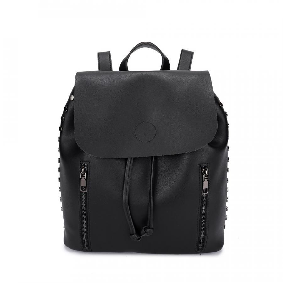54c66dfb0ad4 Купить женский рюкзак из мягкой экокожи без подклада в интернет ...