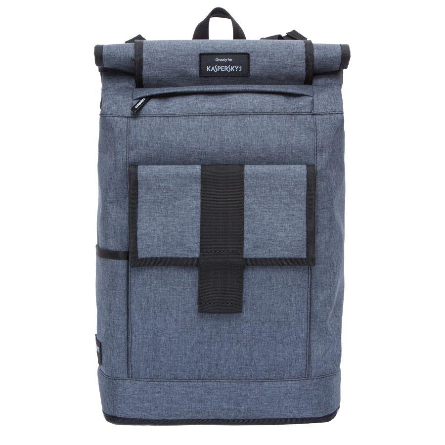 Купить мужской рюкзак GRIZZLY for KASPERSKY lab для города и работы ... abf8e4eed4b
