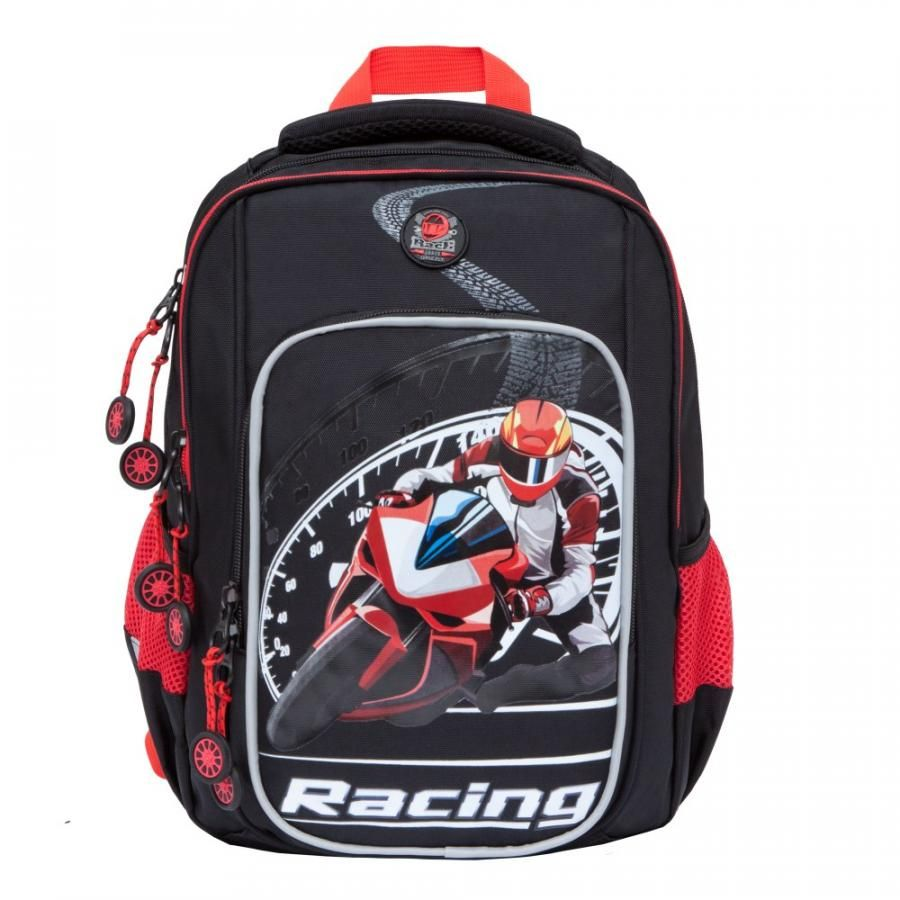 f582e0c44ff8 Школьный рюкзак для мальчика GrizzlyRB-861-1 RB-861-1 Рюкзак школьный