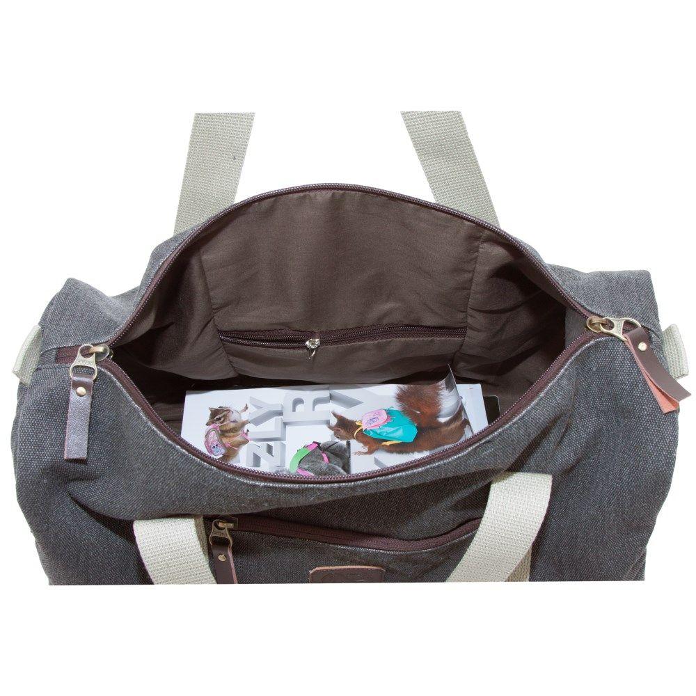 7ccc918771bd Как сложить вещи в дорожную сумку? Советы от Grizzly.
