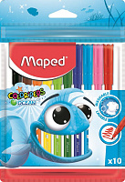 845724 Фломастеры Maped COLOR'PEPS OCEAN