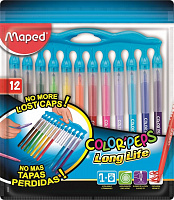 845045 Фломастеры Maped COLOR'PEPS Long Life